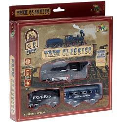 Ferrorama Trem Clássico 13 Peças