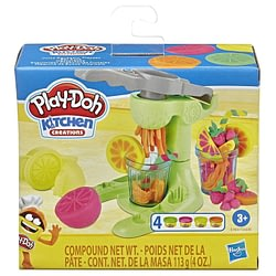 Massinha Play-Doh Kitchen Creations Sucos Tropicais
