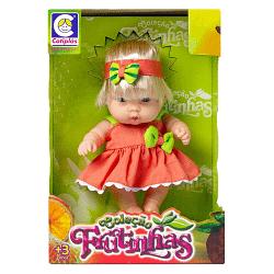 Boneca Colecao Frutinhas Pitanga