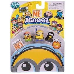 Kit Minions Mineez Meu Malvado Favorito Serie 1