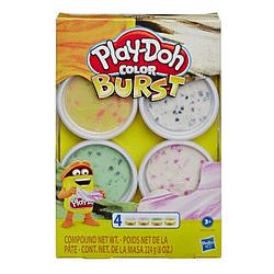 Massinha Play Doh Color Burst