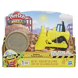Play Doh Wheels Trator de Esteira