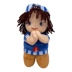 Boneco de Pelúcia que Reza