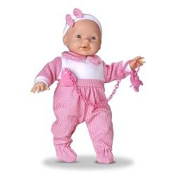 Boneca New Bebê Mania Frases