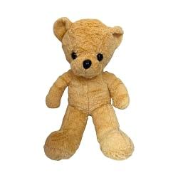 Urso de Pelúcia Caramelo Sem Acessórios