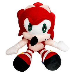 Pelucia Knuckles the Echidna Sonic