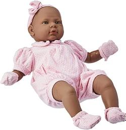 Boneca Bebê Real Negra