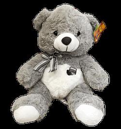 Urso de Pelucia Cinza
