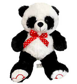 Urso Panda de Pelucia