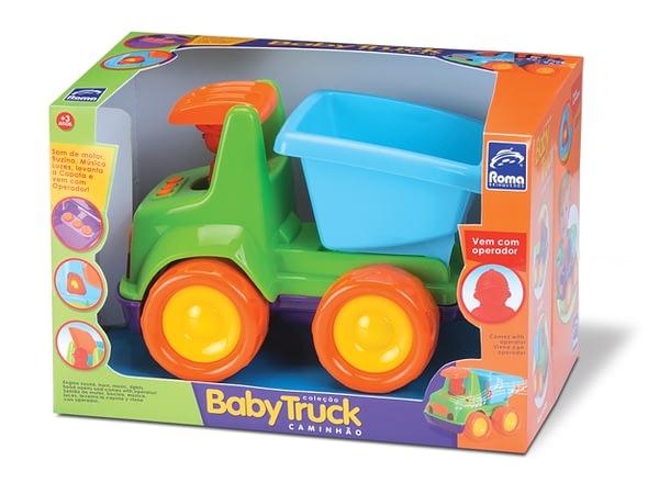 BABY TRUCK CAMINHAO