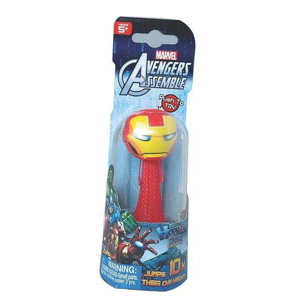 Boneco Hopping Headz Vingadores Marvel Sortido e1615868319462
