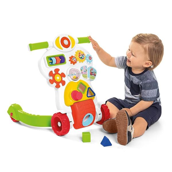 Brinquedo Educativo Bebe Piloto 1