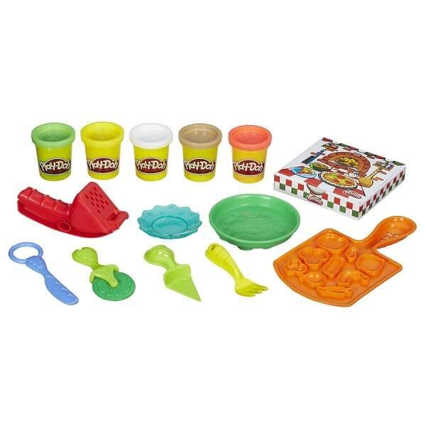 Massinha Play Doh Kitchen Creations Festa da Pizza1