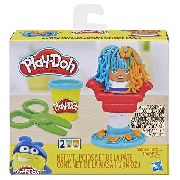 Massinha Play Doh Mini Classicos Corte Maluco