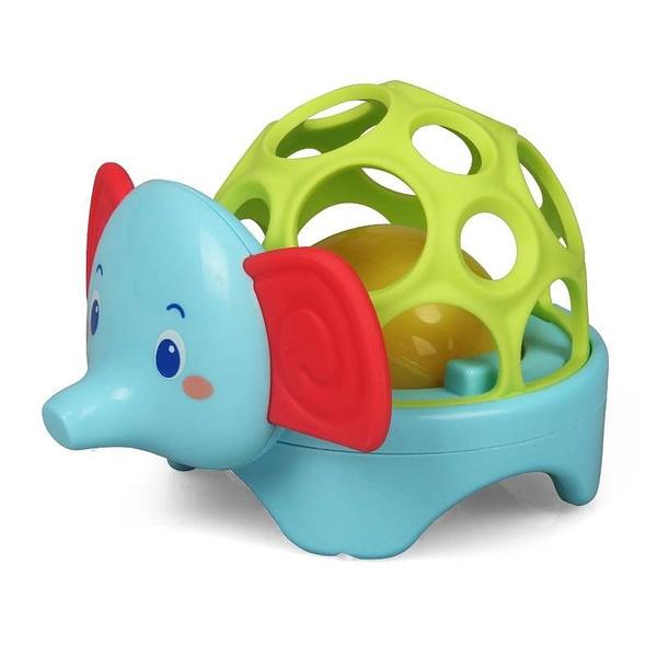 Brinquedo Educativo Animais Divertidos Elefantinho