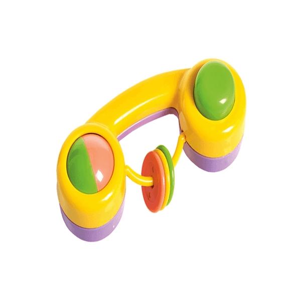 Chocalho Divertido Telefone