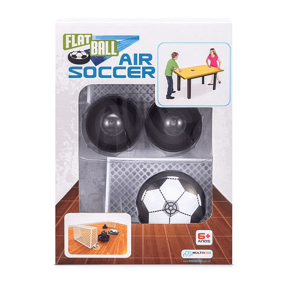 Flat Ball Air Soccer de Mesa