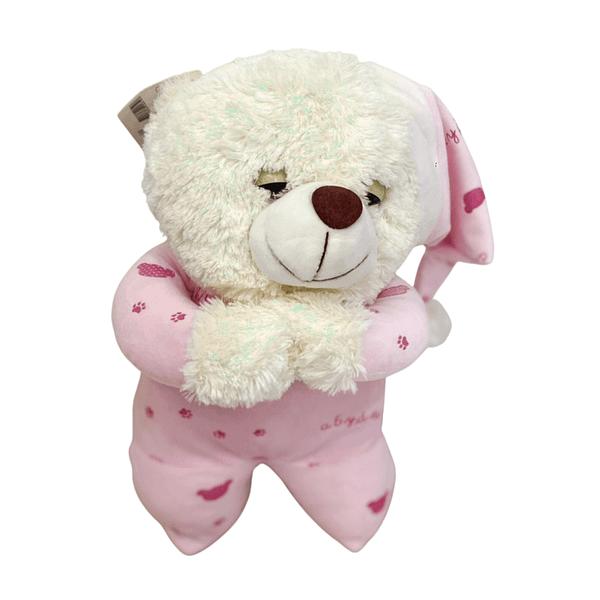 Urso de Pelúcia que Reza Rosa