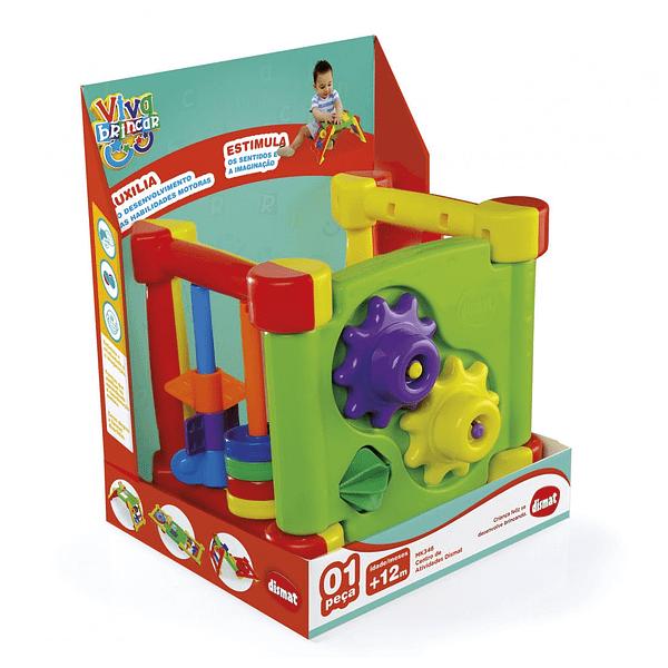 Brinquedo Educativo Centro de Atividades