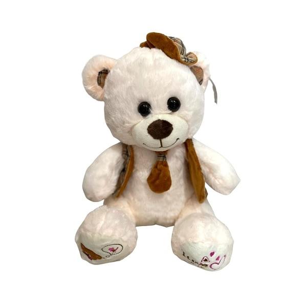 Urso de Pelúcia com Chapéu