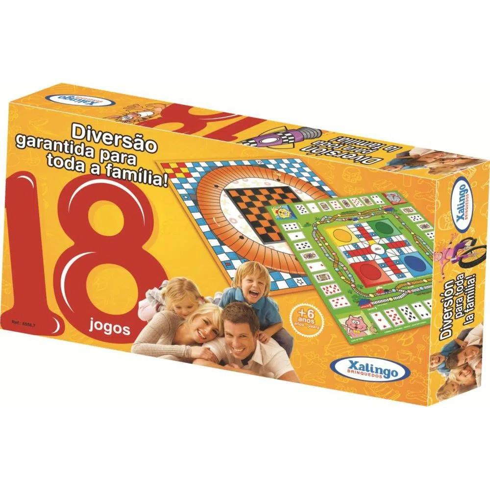 18 Jogos em 1 Clássicos