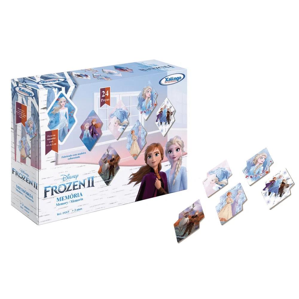 Jogo da Memória Frozen II