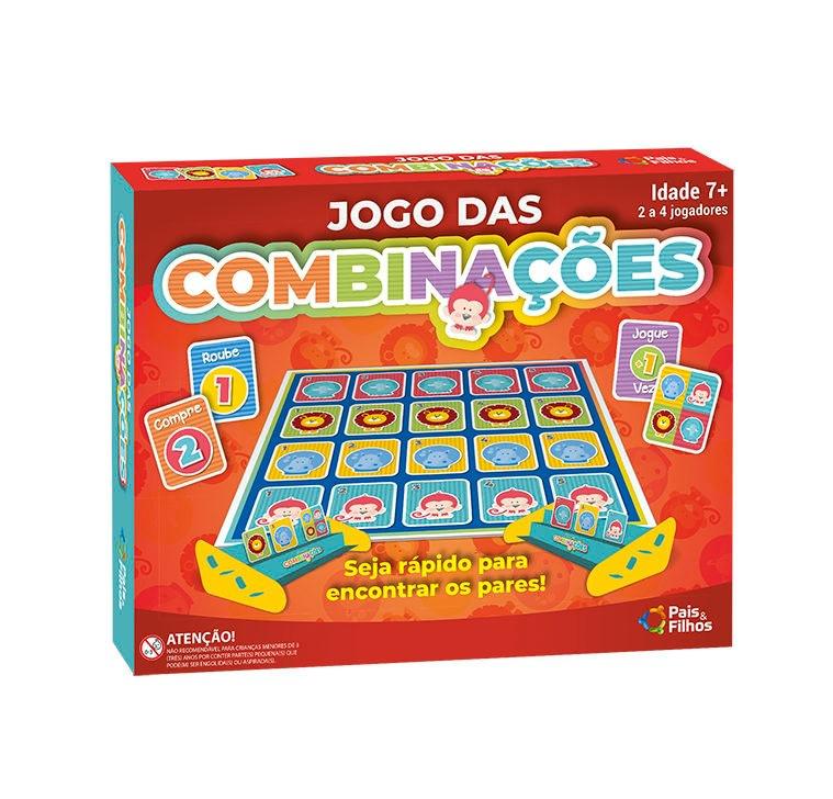 Jogo das Combinações